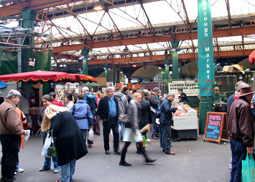 London – Borough Market