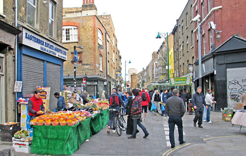 London – Brick Lane Market