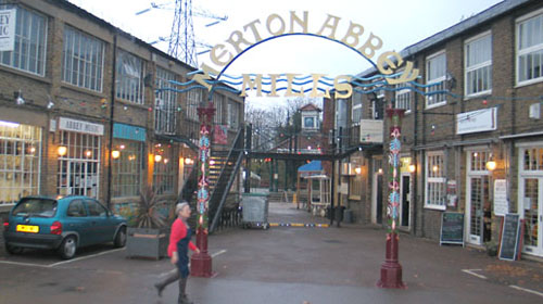 London – Merton Abbey Mills Market