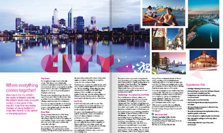 Australien – Experience Perth
