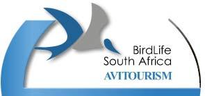 Hitta till fåglarna i Sydafrika