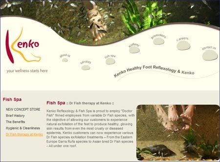 Malaysia & Singapore – Spa där fiskar nafsar dig i fötterna