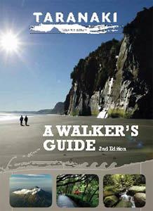 Nya Zeeland – Taranaki vandringsbroschyr