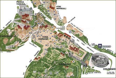 Rom – Gratis arkeologiska upplevelser
