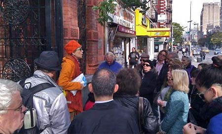New York – Gratis Greenwich Village Tour