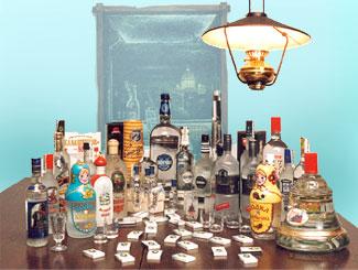 Vodkamuseum i Ryssland – så klart!