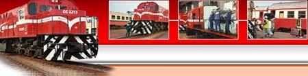Afrika – Kamerun – Tåg – Camrail