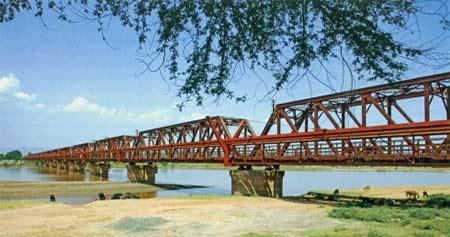 Tåg – Pakistan Railway