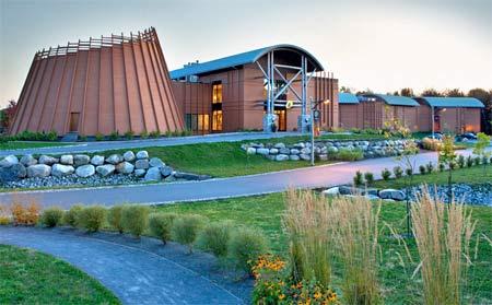 Hotell med ett museum i Kanada