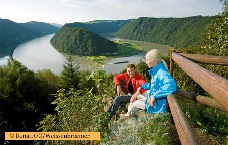 Donausteig – 45 mil vandringsled i Österrike