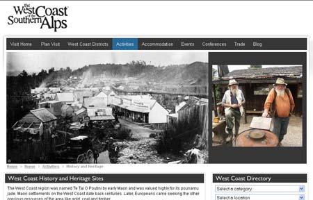 Historisk upptäcktsfärd på Nya Zeeland