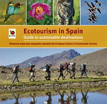 Spanien – Broschyr om att resa grönt
