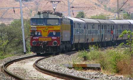 Jättebilligt att tågluffa i Indien