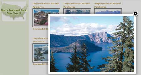Gratis guidad snövandring i Crater Lake National Park
