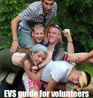 Volontär genom EU-projekt – European Voluntary Service