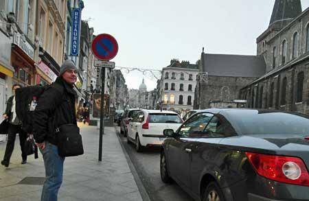 Tågluff Europa 2011