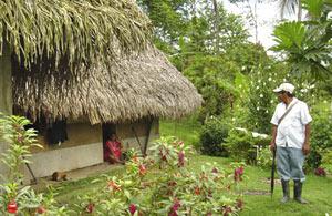 Centralamerika – Bo hos en familj i Belize