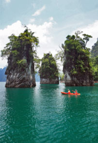 Tips – Khao Sok National Park i södra Thailand