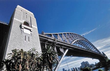 Bridge Climbe överskattat – testa Pylon Lookout i stället…