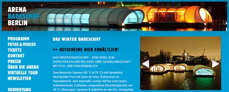 Tyskland – Besök badskeppet i Berlin
