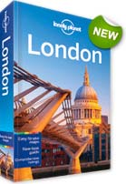 Senaste upplagan – Lonely Planet London