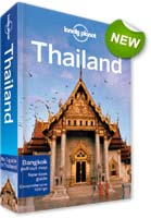 Het Ny Guidebok – Lonely Planet Thailand