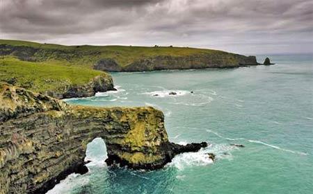 Nya Zeeland – Vandra på Banks Peninsula