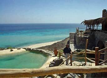 Nuweiba – Egyptens dolda oas