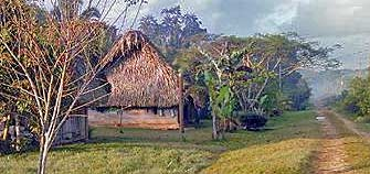 Belize – Ekoturismboende i fem byar i södern