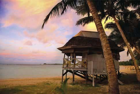 Söderhavet – Sov i fale på Samoa