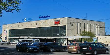 Ta tåget i Estland