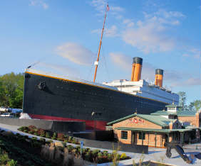 titanic-museer- fram