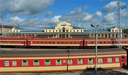 Underbart och prisvärt att tågluffa i Östeuropa