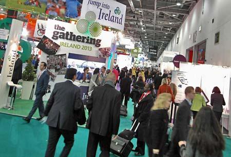 World Travel Market 2012 – Onsdag