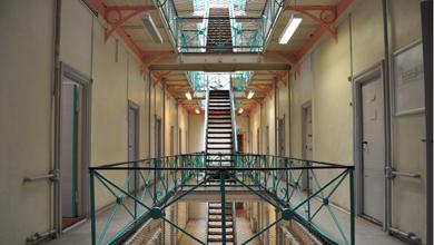 Gå i fängelse i Danmark