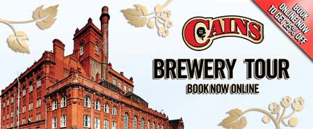 Liverpool – Guidad tur i Robert Cain Brewery