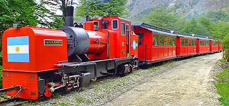 Argentina – Turisttåg i Patagonien