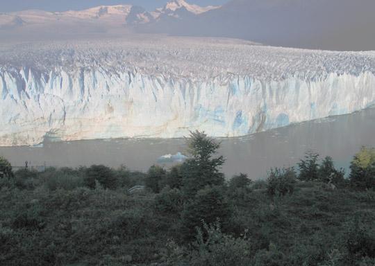 Perito Moreno bildspel