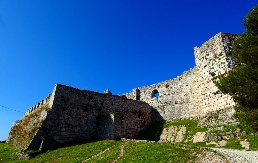 berat-albanien-fort