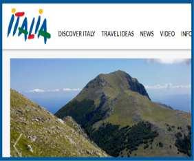 Italien – Turistsajter