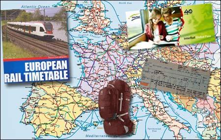 tågluffa i europa karta Tågluffarguide Europa – Planering | jordenrunt.nu – Restips tågluffa i europa karta