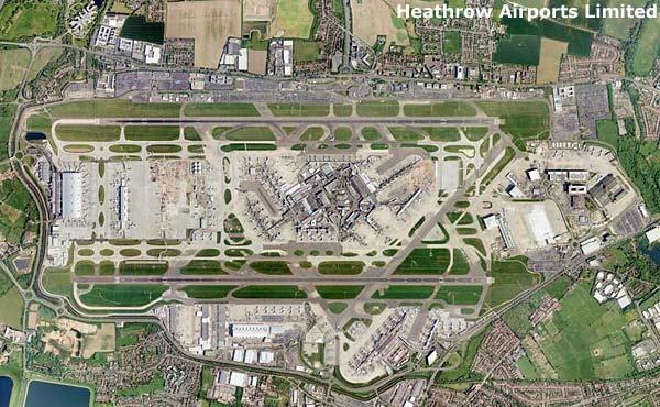 flygplatser england karta Till och från Londons flygplatser | jordenrunt.nu – Restips flygplatser england karta