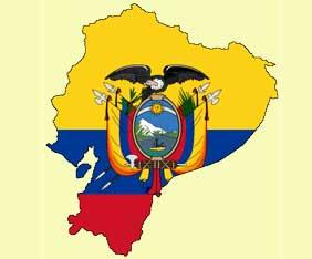 Ecuador – turistsajter